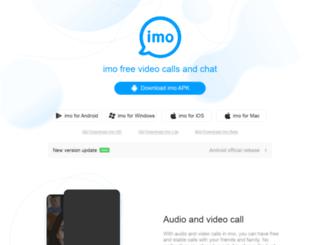 live.imo.im screenshot