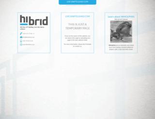 live.sawtelghad.com screenshot