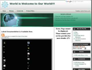 live.worldiswelcome.com screenshot