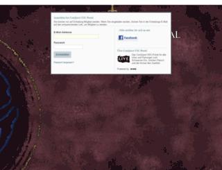 liveadventure.ning.com screenshot