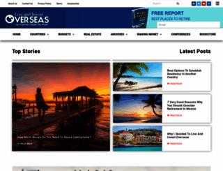 liveandinvestoverseas.com screenshot