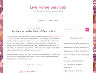 livearticles.info screenshot