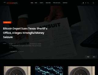 livebitcoinnews.com screenshot