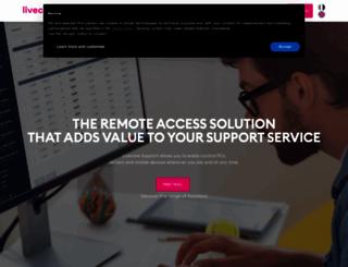 livecare.net screenshot
