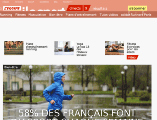 livefit.ilosport.fr screenshot
