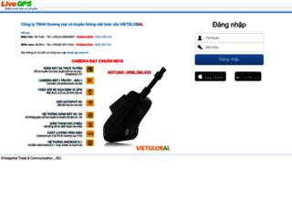 livegps.vn screenshot