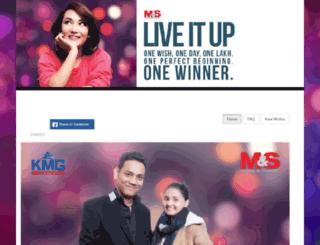 liveitup.ekantipur.com screenshot
