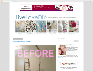 livelovediy.com screenshot