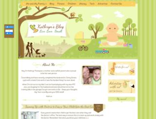 livelovesmall.com screenshot