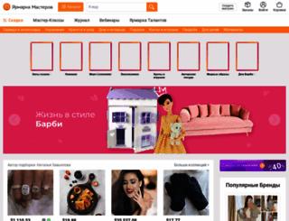 livemaster.ru screenshot
