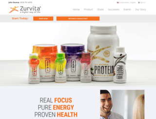 liveon.zealforlife.com screenshot