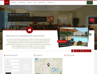 livepebblebrook.securecafe.com screenshot
