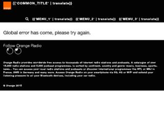liveradio.fm screenshot