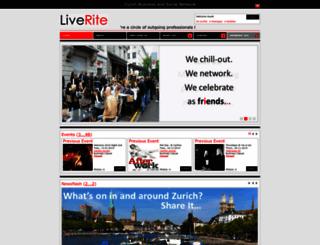 liverite.org screenshot