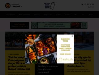 liverpoolconfidential.co.uk screenshot