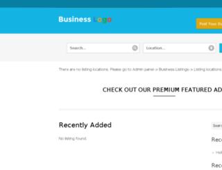 liverpoollocalbusiness.com screenshot