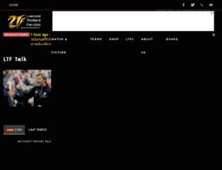 liverpoolthailand.com screenshot