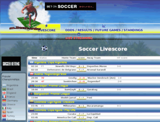 livescore.services screenshot
