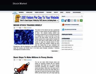 livestockquotes.blogspot.com screenshot