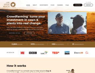 livestockwealth.com screenshot