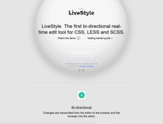 livestyle.emmet.io screenshot