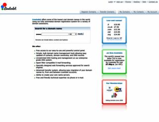 livetodot.com screenshot
