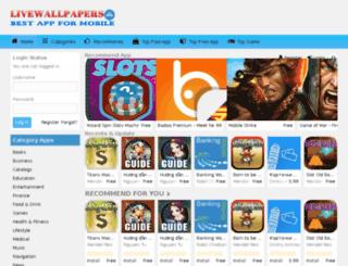 livewallpapers.net screenshot