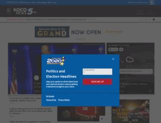 livewire.koco.com screenshot