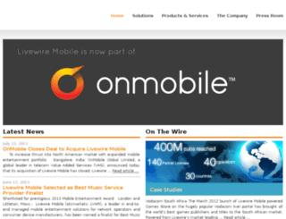 livewiremobile.com screenshot