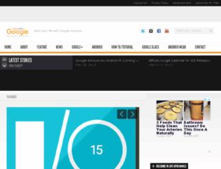 livewithg.com screenshot