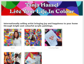 liveyourlifeincolour.com screenshot