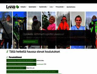 livia.fi screenshot