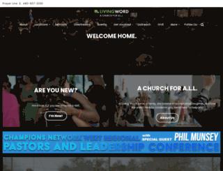 living-word.com screenshot