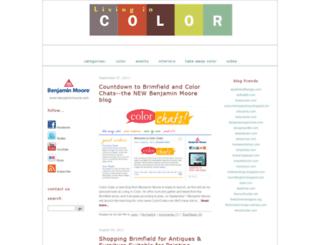 livingincolorwithsonu.typepad.com screenshot