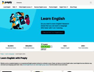 livinglanguage.com screenshot