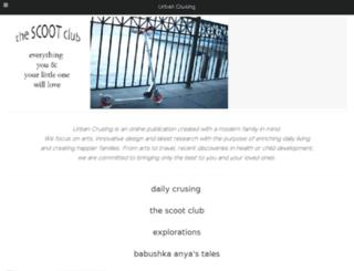 livingnotesfromnyc.com screenshot