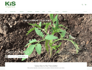 livingorganicsoil.org screenshot