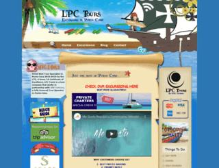 livingpuntacana.com screenshot