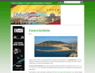 livingspain.es screenshot