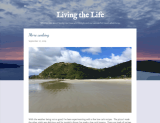 livingthelifenz.blogspot.co.nz screenshot