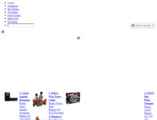 livingwelllifestylestore.com screenshot