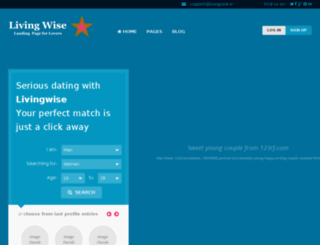 livingwise.in screenshot