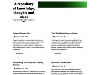 livingwithbatman.com screenshot