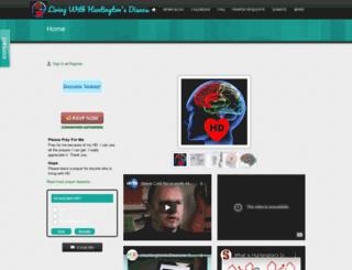 livingwithhd.webs.com screenshot
