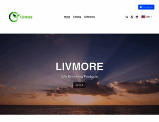 livmore.in screenshot