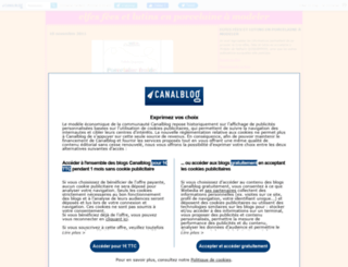 livredenatasel.canalblog.com screenshot
