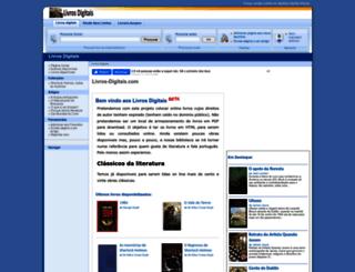 livros-digitais.com screenshot