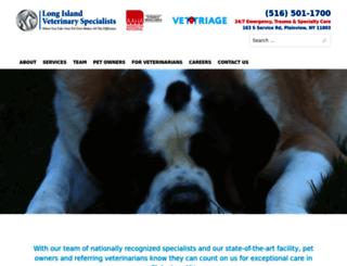 livs.org screenshot