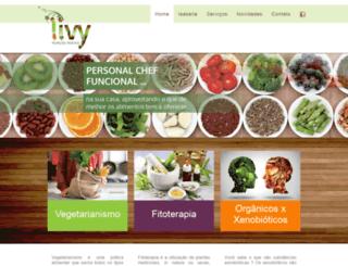 livy.com.br screenshot