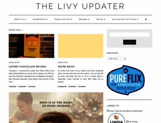 livyupdater.com screenshot